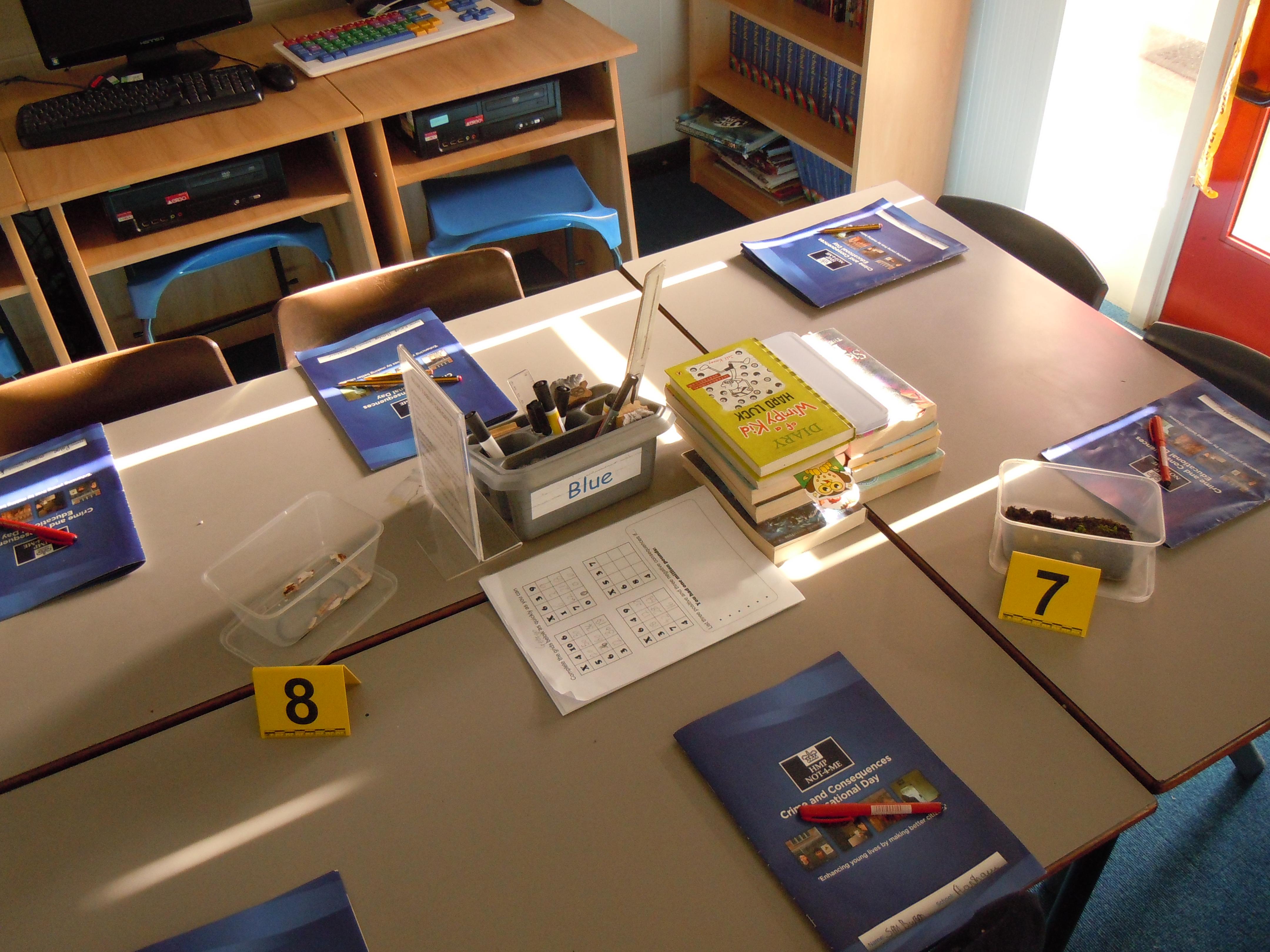 crime-scene-markers