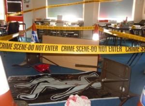 Crime Scene twitter
