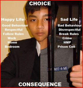 Choice & Consequence....